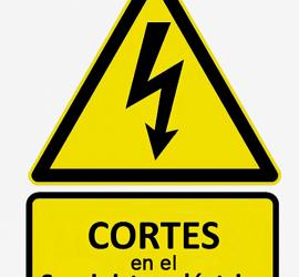 COMUNICACION CORTE SUMINISTRO ELECTRICO – ENDESA